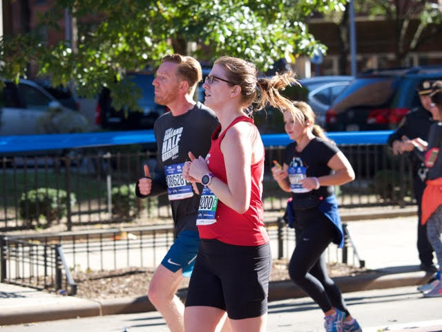 Mile 18 2018 NYCM